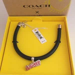 Coach Charm Bracelet